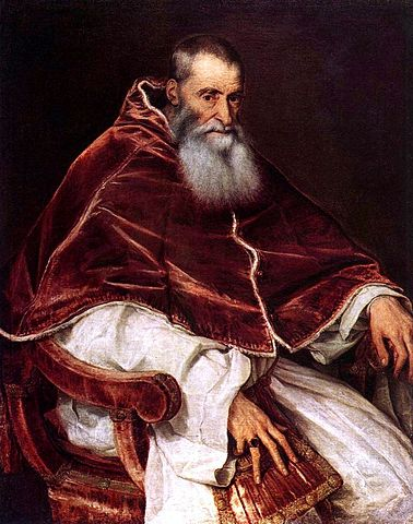 Pope Paul III was pontiff of the Roman Catholic Church at the time the Treatise on the Power and Primacy of the Pope was published.